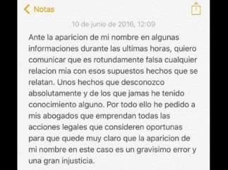 Twitter Isco Alarcón