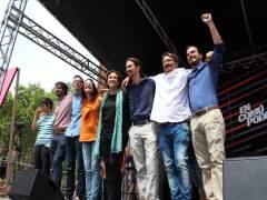 Iglesias carece de control sobre el 40% de Unidos Podemos