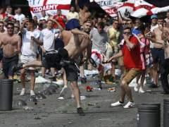 Batalla campal en Marsella