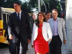 Xavier García Albiol y Alicia Sánchez-Camacho