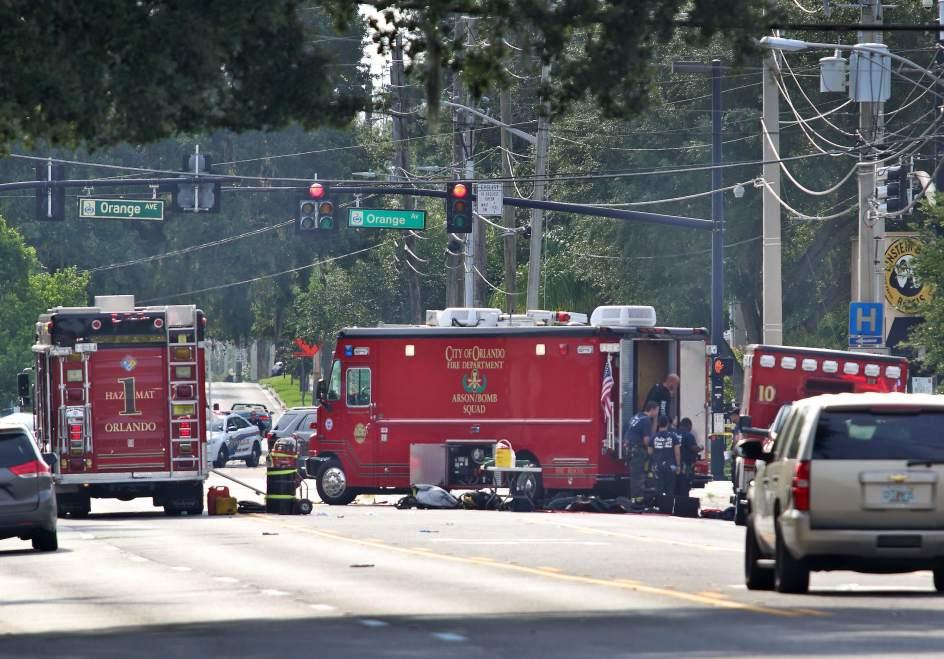 El atentado en Orlando deja 50 muertos en un atentado