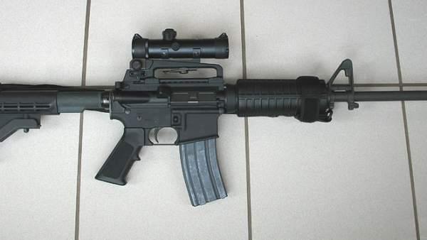 El AR-15, el arma de la matanza de Orlando: la más vendida ... R15 Arma