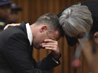 El llanto de Pistorius