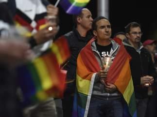 Vigilia en Australia por la matanza en un club gay de Orlando, Florida
