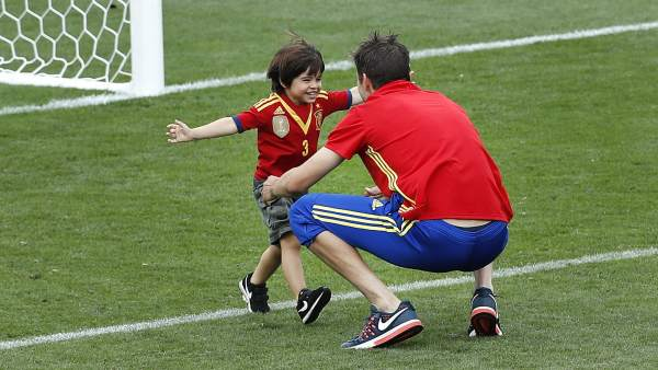 La Uefa No Quiere Que Los Hijos De Los Futbolistas Salten Al Campo