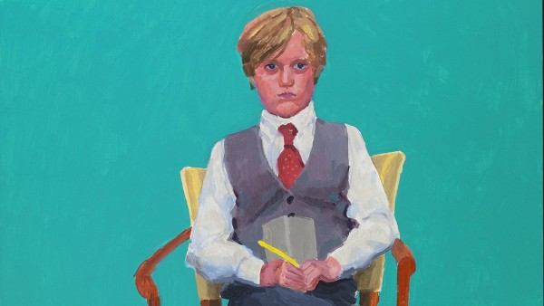 David Hockney - Rufus Hale, 23rd, 24th, 25th November 2015
