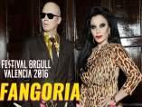 Fangoria encabeza el cartel del Festival Orgull València