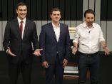 Debate a cuatro con Rajoy, Sánchez, Iglesias y Rivera