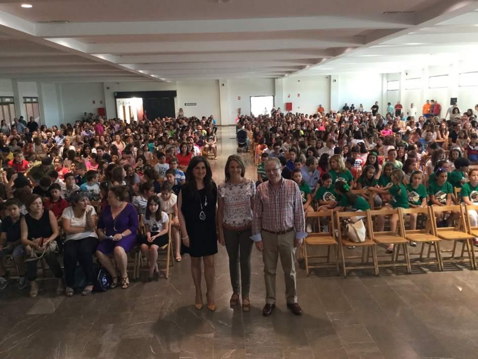 Junta reconoce la val a de la comunidad educativa en la clausura del programa 39 andaluc a profundiza 39 - Pisos de la junta de andalucia ...