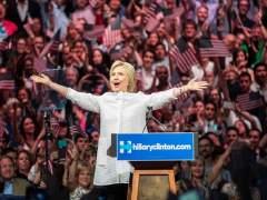 Clinton acepta la nominación demócrata a la Casa Blanca