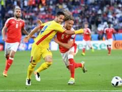 Rumanía - Suiza