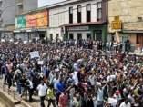 Protestas en Etiopía