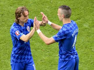 Modric Croacia