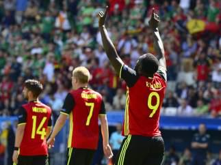 Bélgica-Irlanda