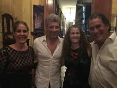 Bon Jovi, en Cuba