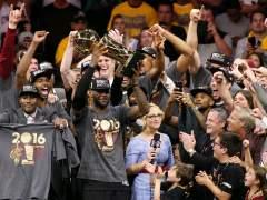 Los Cavaliers de LeBron James son los nuevos campeones de la NBA