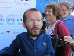 """Echenique: """"Todas las personas son bienvenidas en Podemos, no todas las actitudes"""""""
