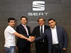 Firma del convenio colectivo de Seat hasta 2020