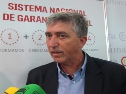El conseller de Economía, Rafael Climent