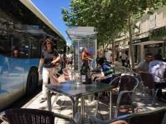 Carmena restringe las terrazas en zonas de Centro y Salamanca