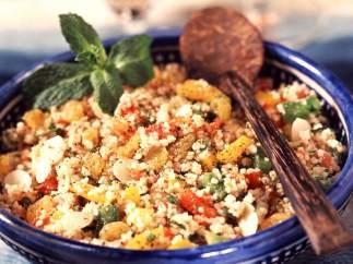 El plato tradicional: cuscús