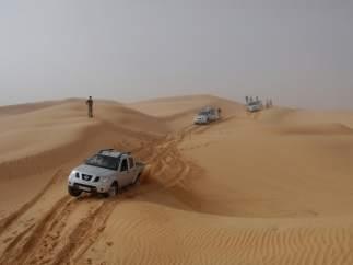 Safari por las dunas