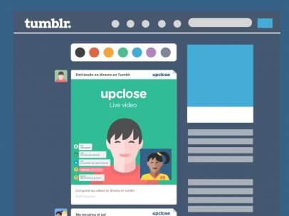 Tumblr lanza plataforma de vídeos en directo