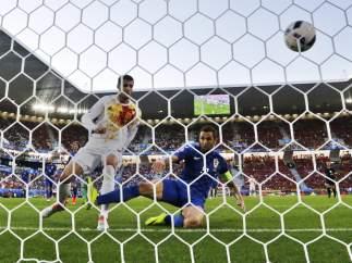 Gol de Álvaro Morata