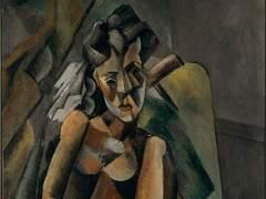 'Femme assise' de Picasso, la obra cubista más cara