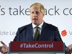 Boris Johnson descarta presentarse para sustituir a Cameron