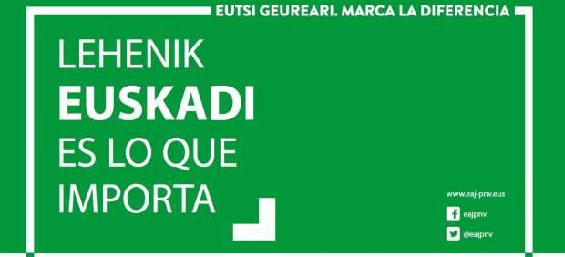 Programa electoral de PNV