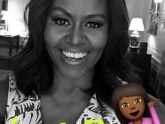 Michelle Obama abre una cuenta de Snapchat