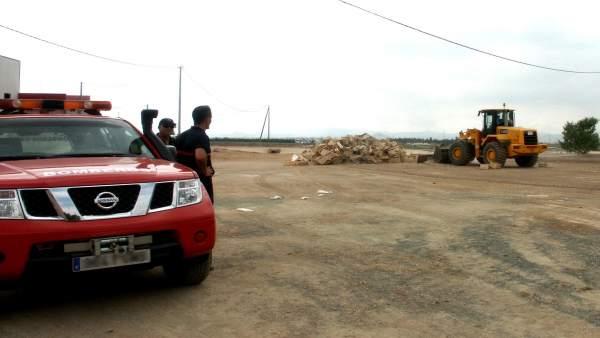 Policía Local y Bomberos se preparan para la noche San Juan