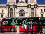Bus eléctrico en Valencia