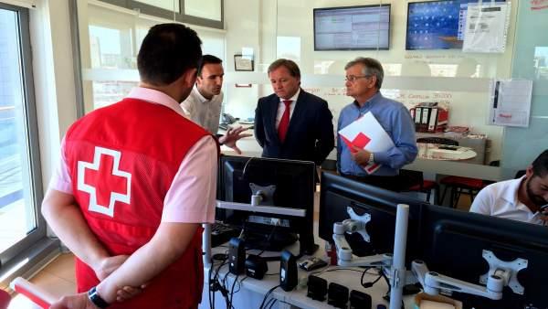 Dispositivo de Cruz Roja para el 26J