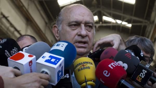 Filtración de conversaciones entre Fernández Díaz y Antifraude