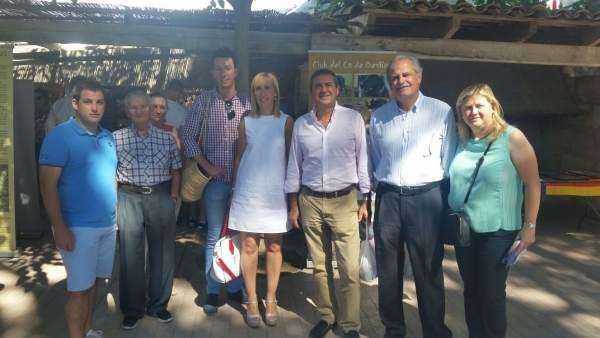 Candidatos del PP en Sineu