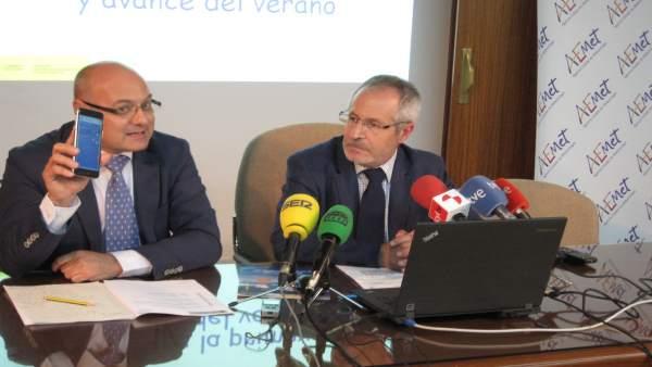 Presentación del balance de la primavera en Castilla y León
