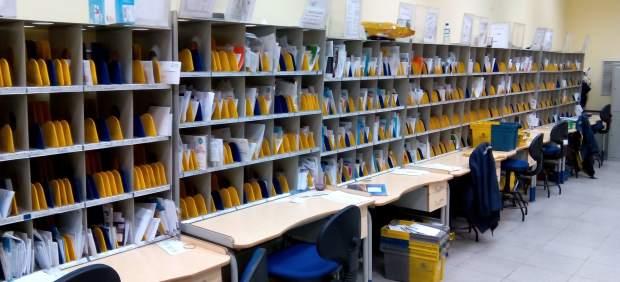 Oposiciones en correos arranca la inscripci n para optar for Inscripcion oficina de empleo