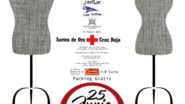 COMUNICADO: Este Sábado Cruz Roja Organiza El II Desfile De Moda Benéfico En El