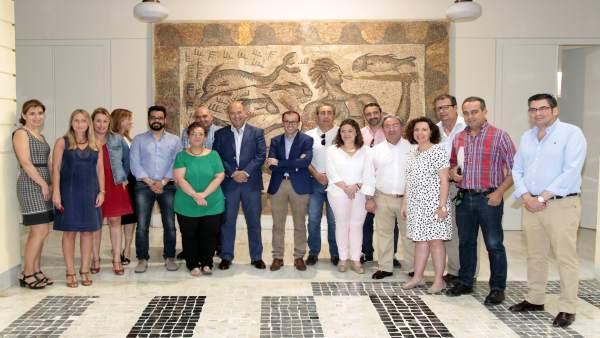 Consejo rector del patronato de Turismo y Patrimoio