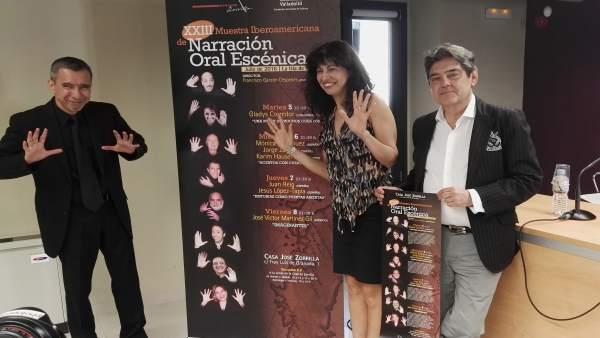 Muestra Iberoamericana de Narración