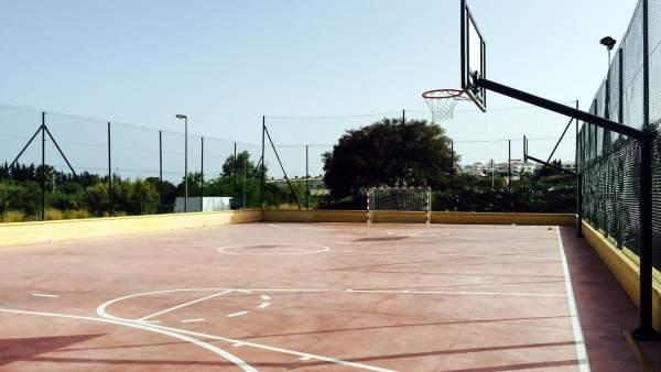 Nueva pista deportiva en Estepona
