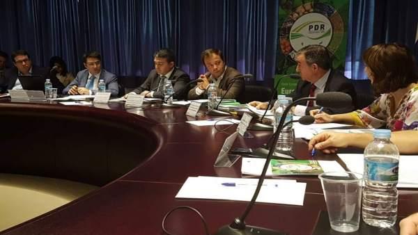 Comisión de Seguimiento del PDR