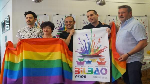 Bilbao Pride, presentación