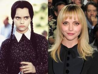 Los actores de 'La familia Adams', 25 años después