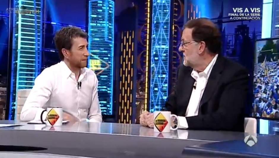 Rajoy en 39 el hormiguero 39 sobre las escuchas a fern ndez for Escuchas del ministro del interior
