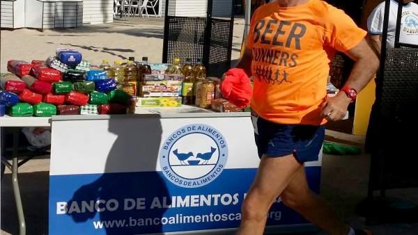Carrera solidaria Beer Runners