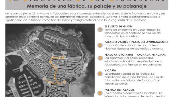 Programa Tabacalera Gijón
