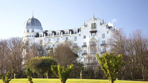 El Hotel Real de Santander